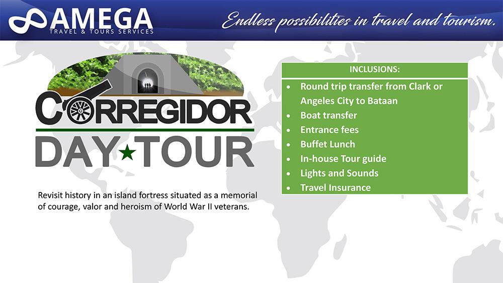 Corregidor Day Tour