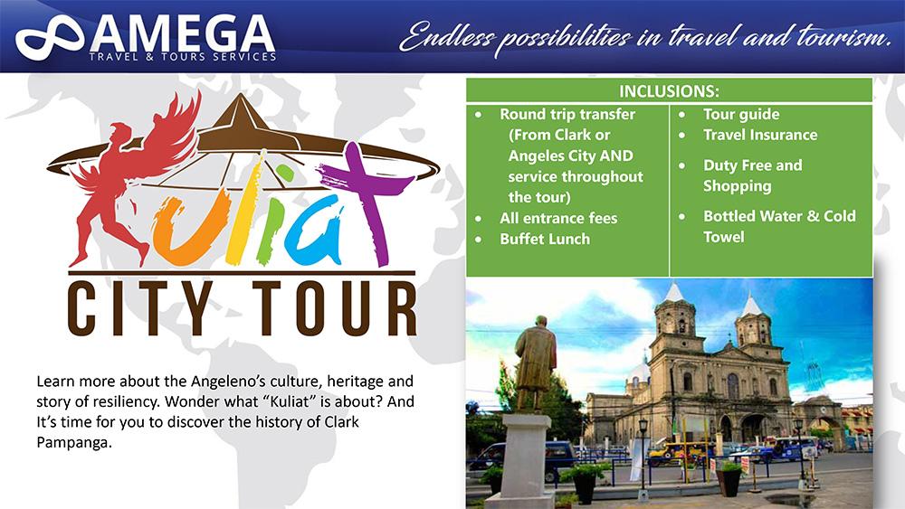 Kuliat City Tour