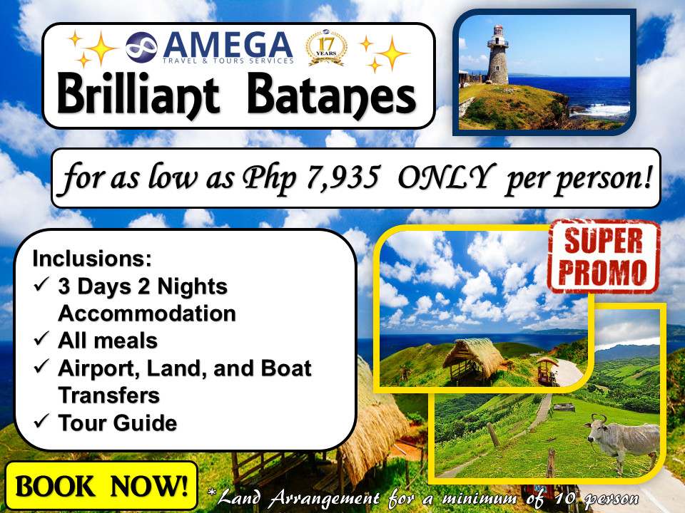 Brilliant Batanes Promo