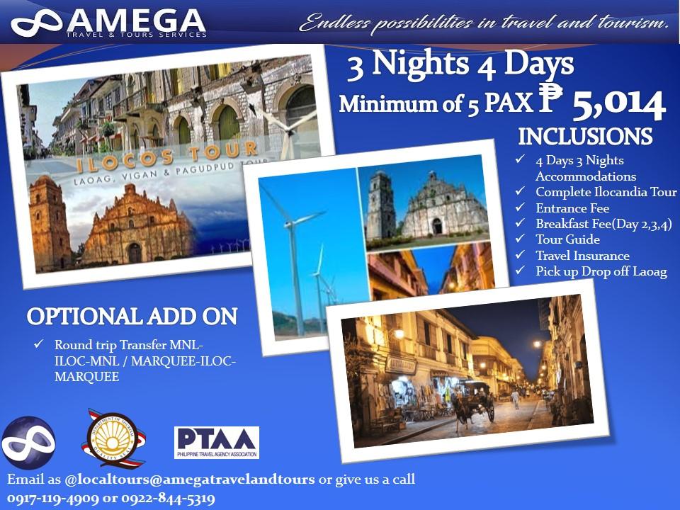 Ilocos Tour