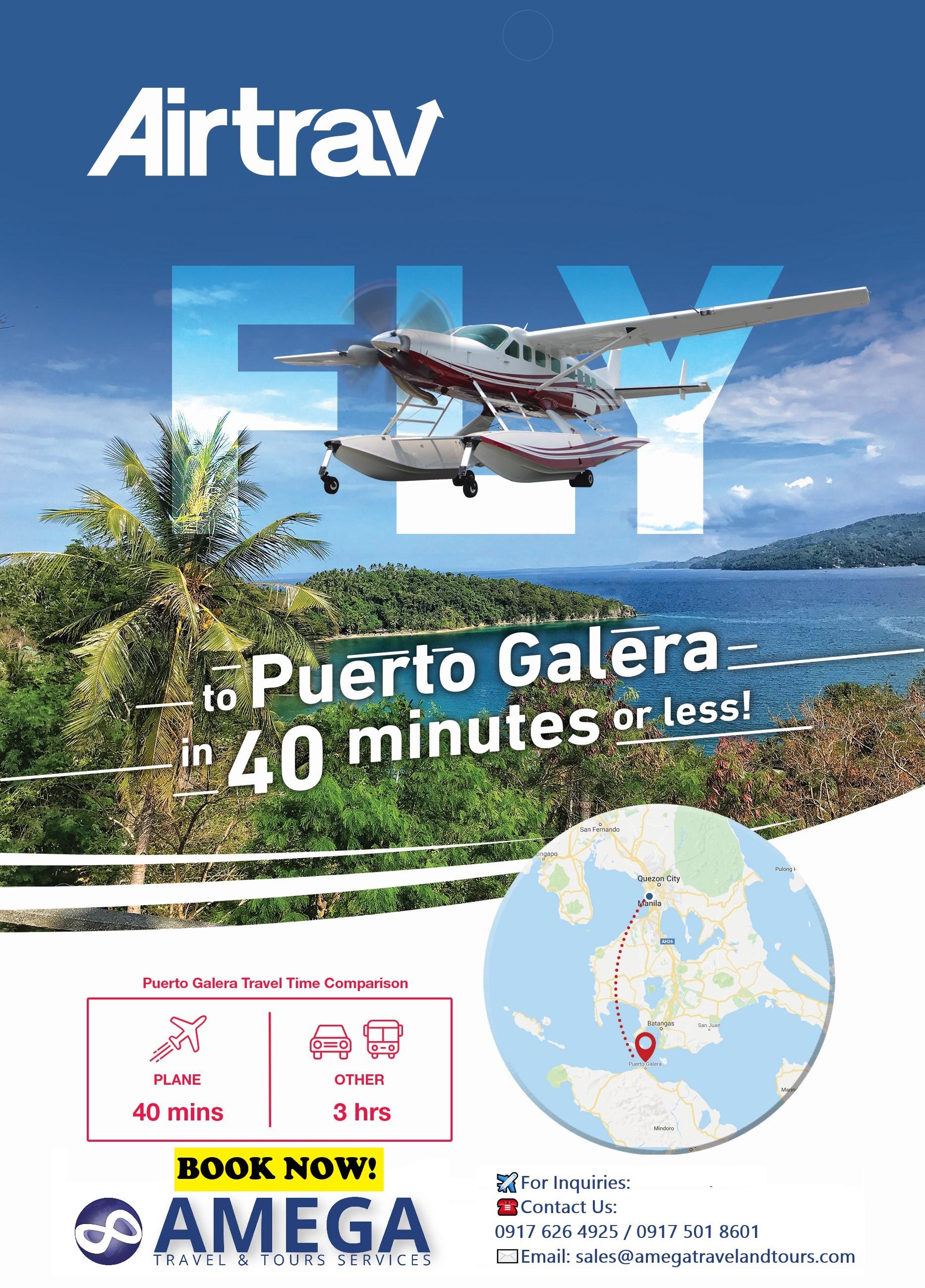 Air Trav Puerto Galera