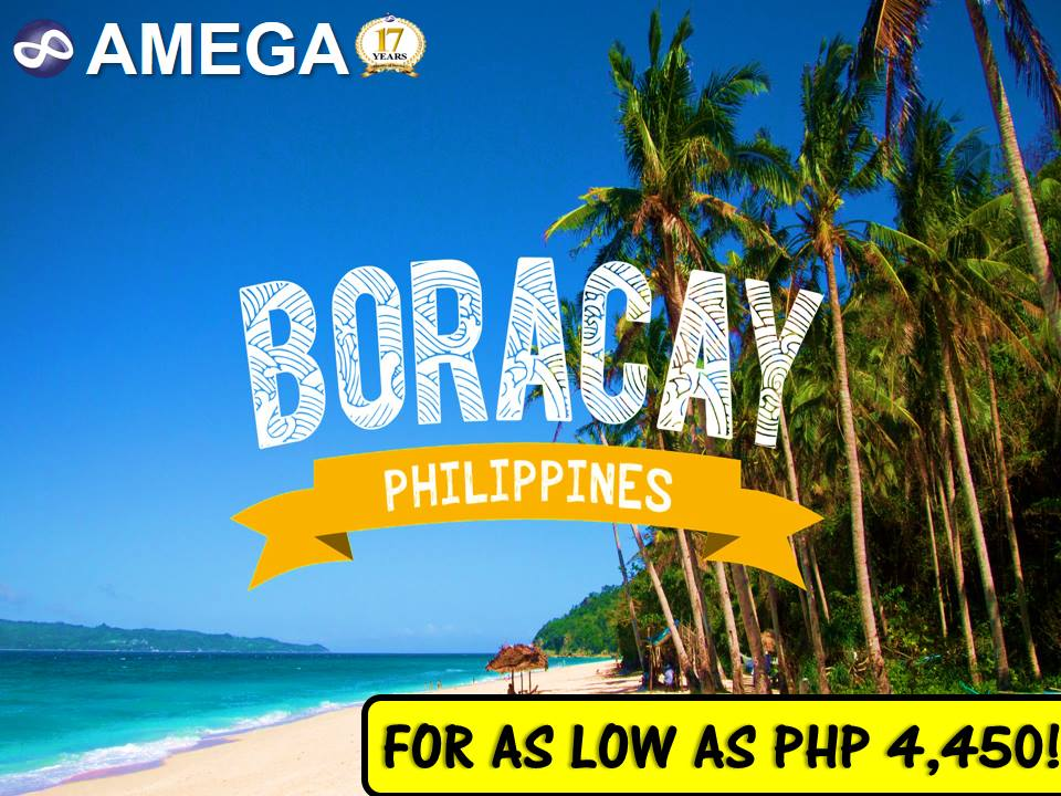 BOARACAY PACKAGE