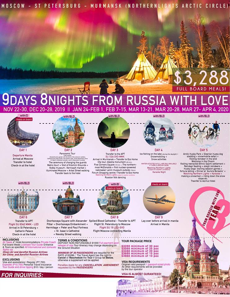 9D8N from Russia with Love