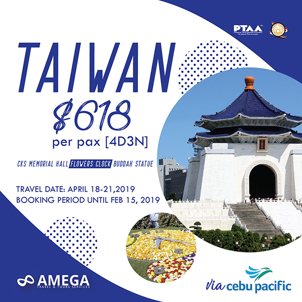 Taiwan Tour Package